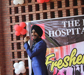 Freshers' Welcome Party 2018
