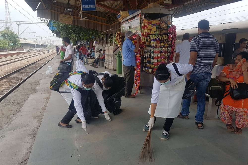 Cleanliness Drive 2019